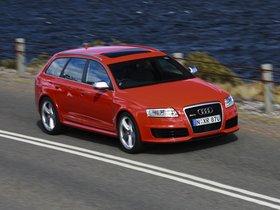Ver foto 30 de Audi RS6 Avant 2008