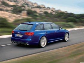 Ver foto 6 de Audi RS6 Avant 2008