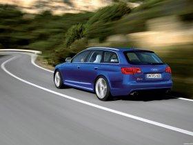 Ver foto 5 de Audi RS6 Avant 2008