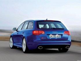 Ver foto 4 de Audi RS6 Avant 2008