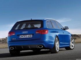 Ver foto 3 de Audi RS6 Avant 2008