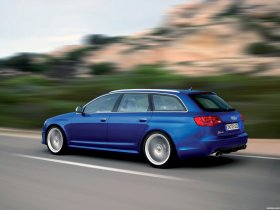 Ver foto 2 de Audi RS6 Avant 2008