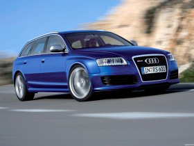 Fotos de Audi RS6 Avant 2008