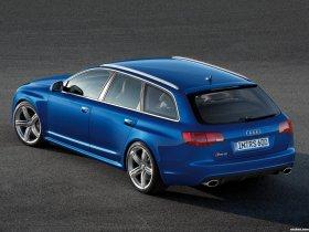 Ver foto 14 de Audi RS6 Avant 2008