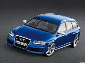 Ver foto 12 de Audi RS6 Avant 2008