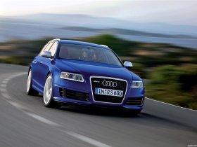 Ver foto 11 de Audi RS6 Avant 2008