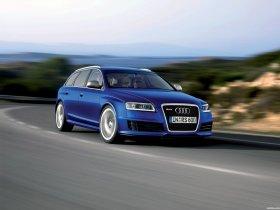 Ver foto 10 de Audi RS6 Avant 2008
