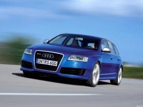 Ver foto 9 de Audi RS6 Avant 2008