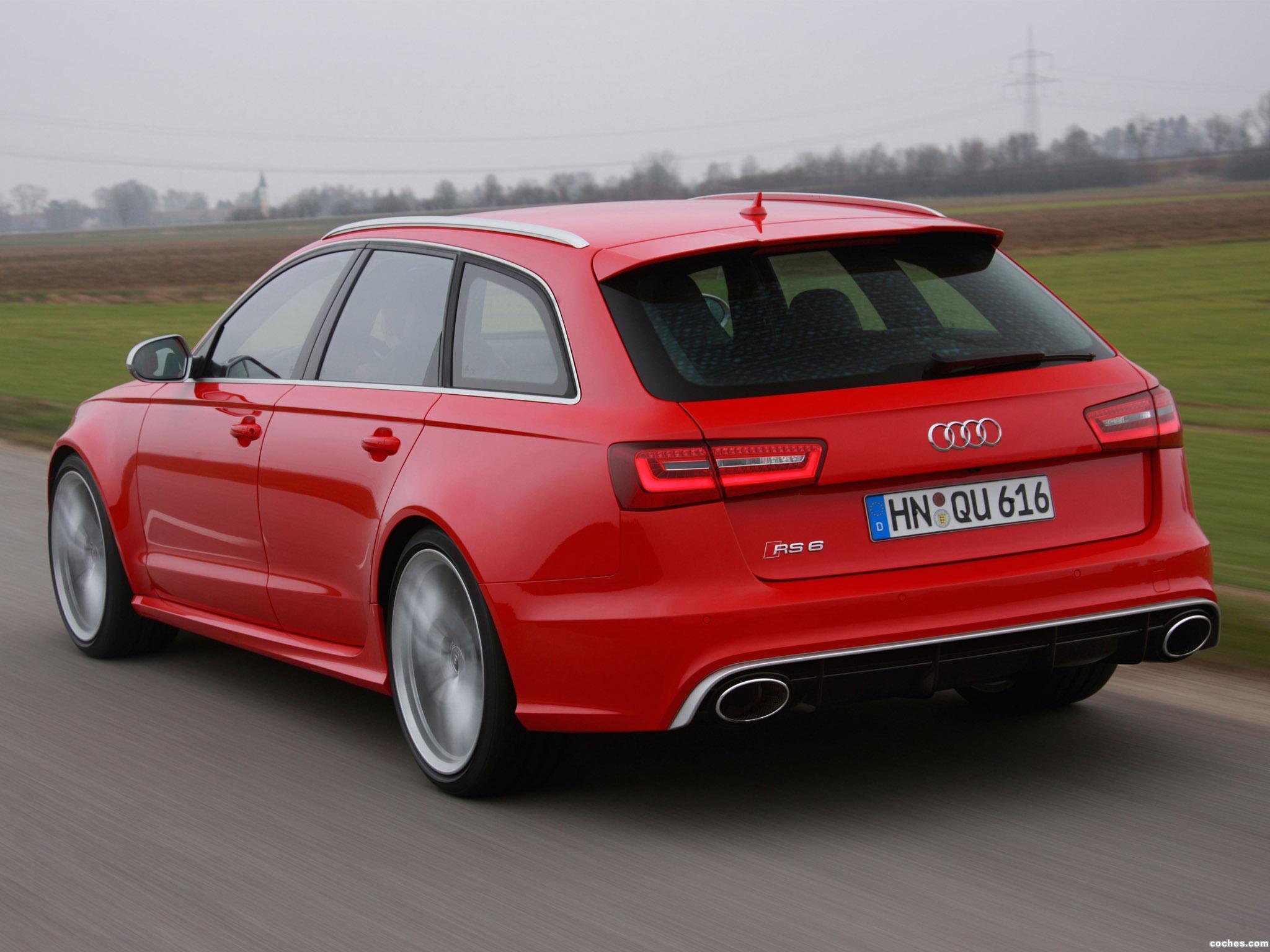 Foto 17 de Audi RS6 Avant 2013