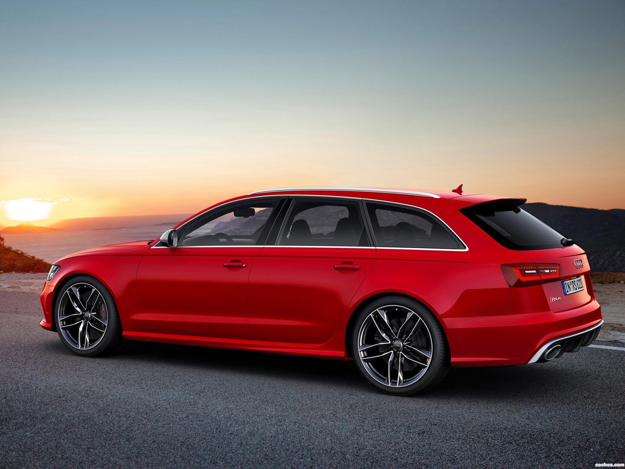 Foto 12 de Audi RS6 Avant 2013