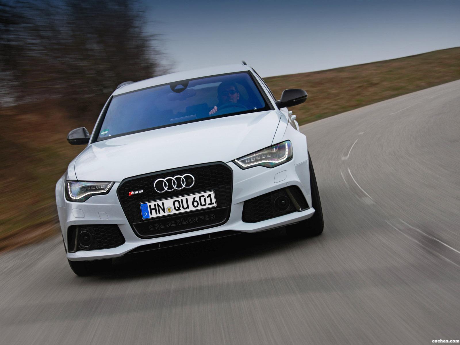 Foto 30 de Audi RS6 Avant 2013