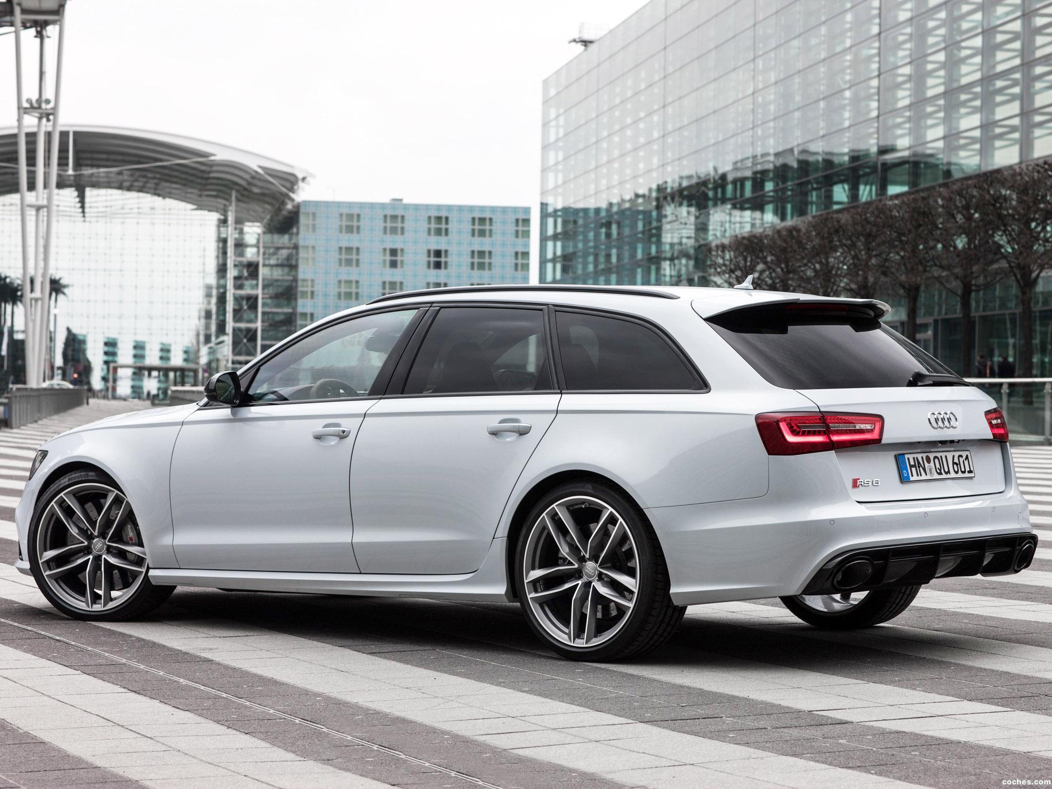 Foto 37 de Audi RS6 Avant 2013