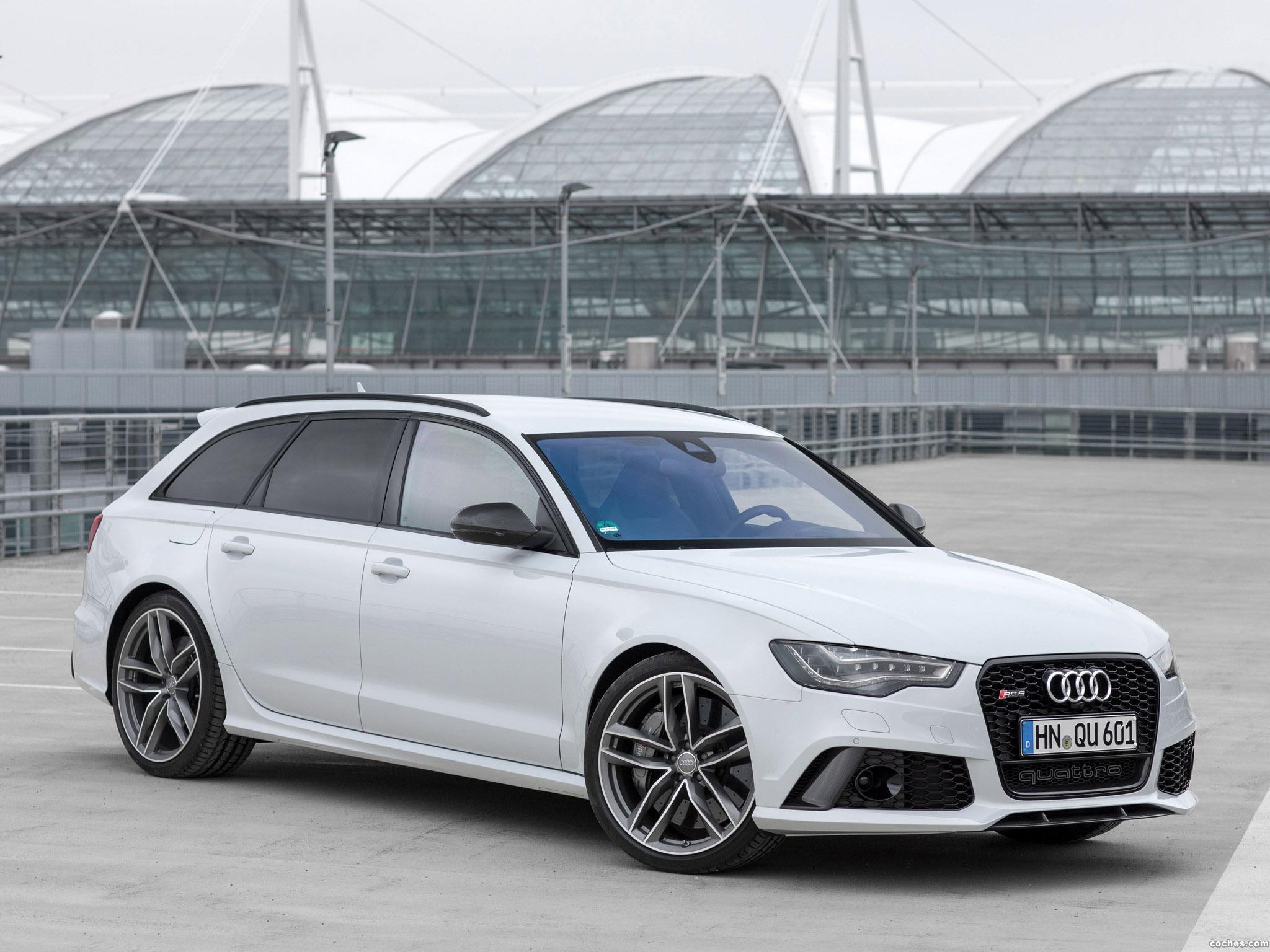 Foto 35 de Audi RS6 Avant 2013