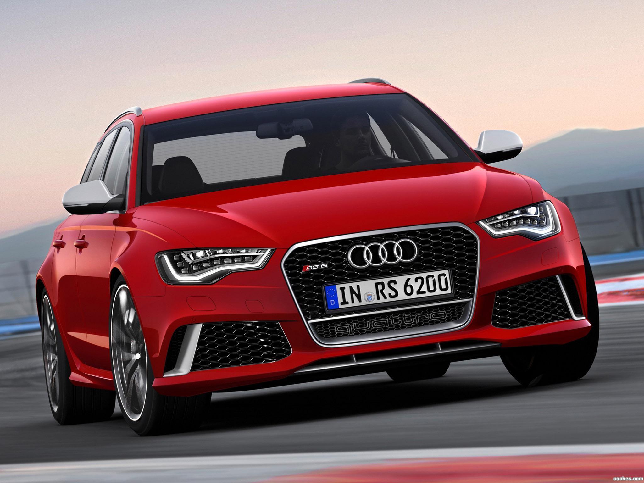 Foto 22 de Audi RS6 Avant 2013