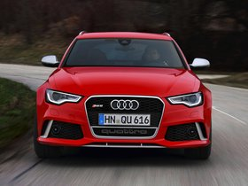 Ver foto 14 de Audi RS6 Avant 2013