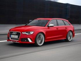 Ver foto 12 de Audi RS6 Avant 2013