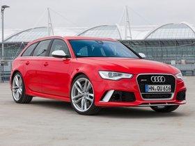 Ver foto 7 de Audi RS6 Avant 2013