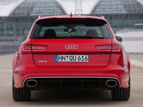 Ver foto 5 de Audi RS6 Avant 2013