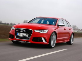Ver foto 4 de Audi RS6 Avant 2013