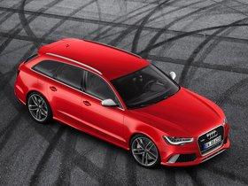 Ver foto 3 de Audi RS6 Avant 2013