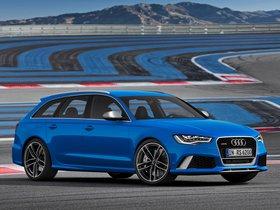 Fotos de Audi RS6 Avant 2013
