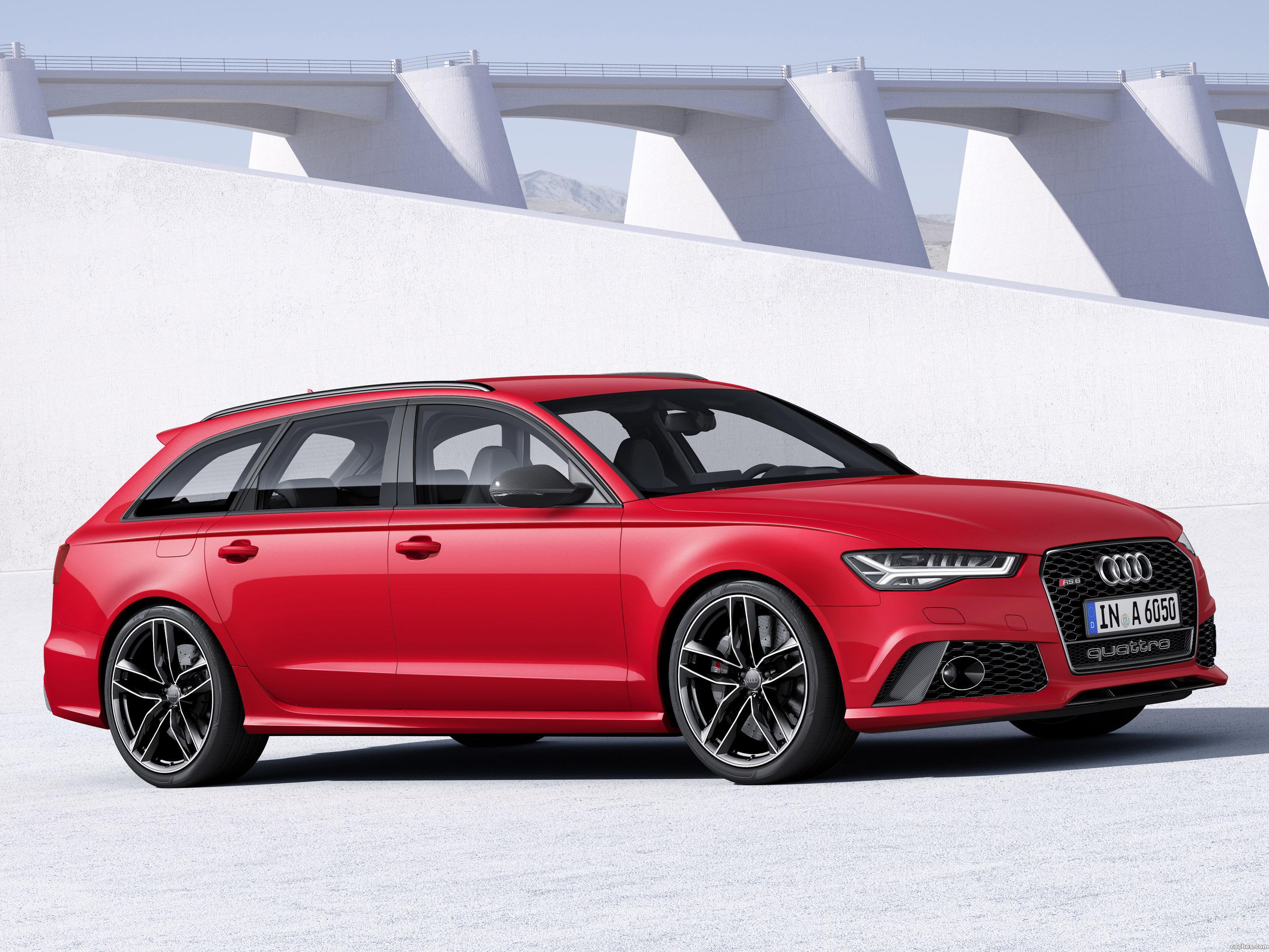 Foto 0 de Audi RS6 Avant 2015