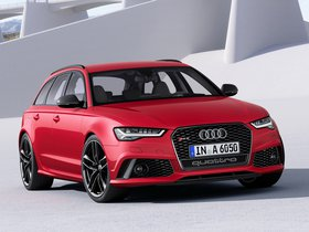 Ver foto 7 de Audi RS6 Avant 2015