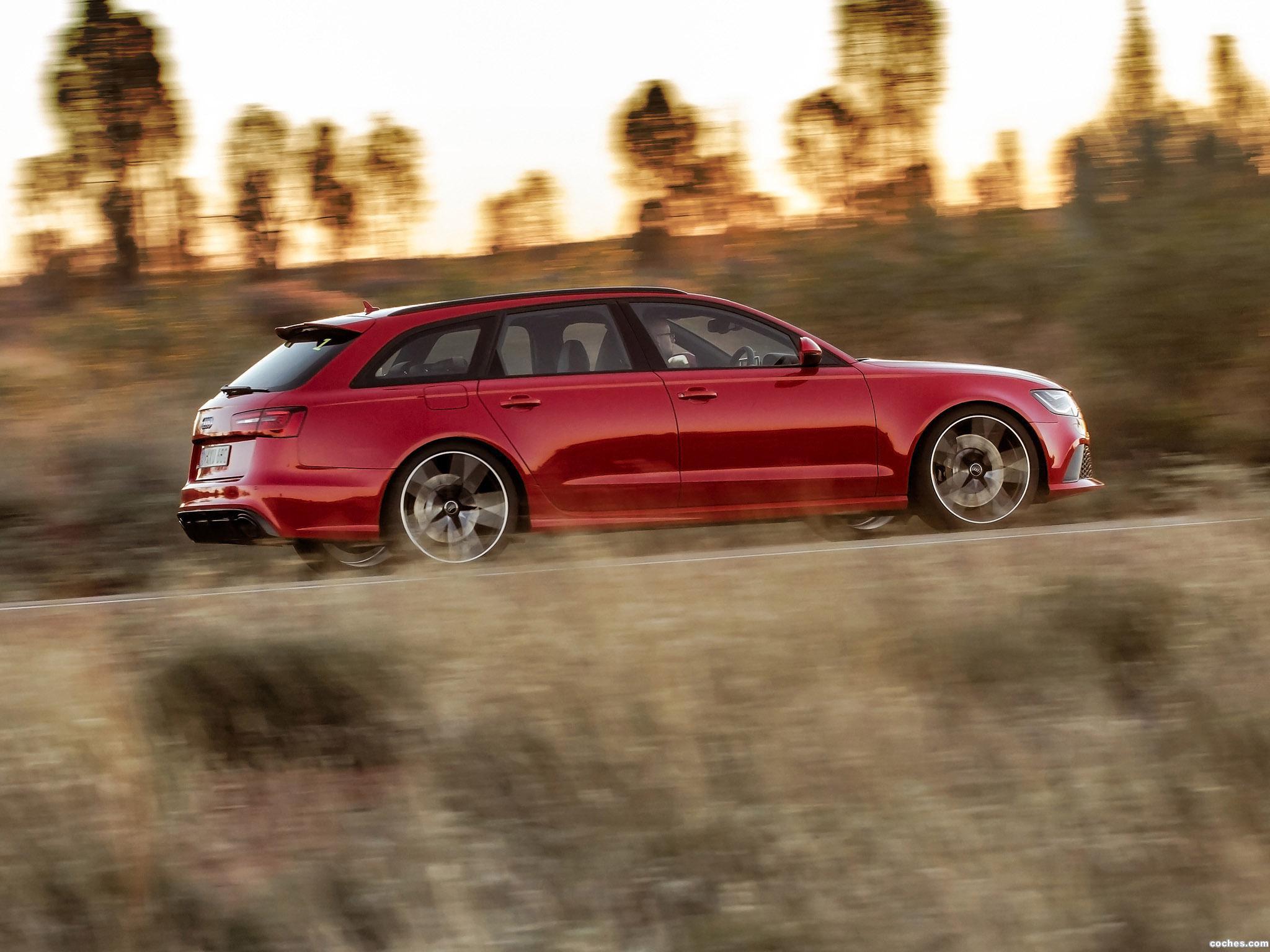 Foto 11 de Audi RS6 Avant Australia 2013