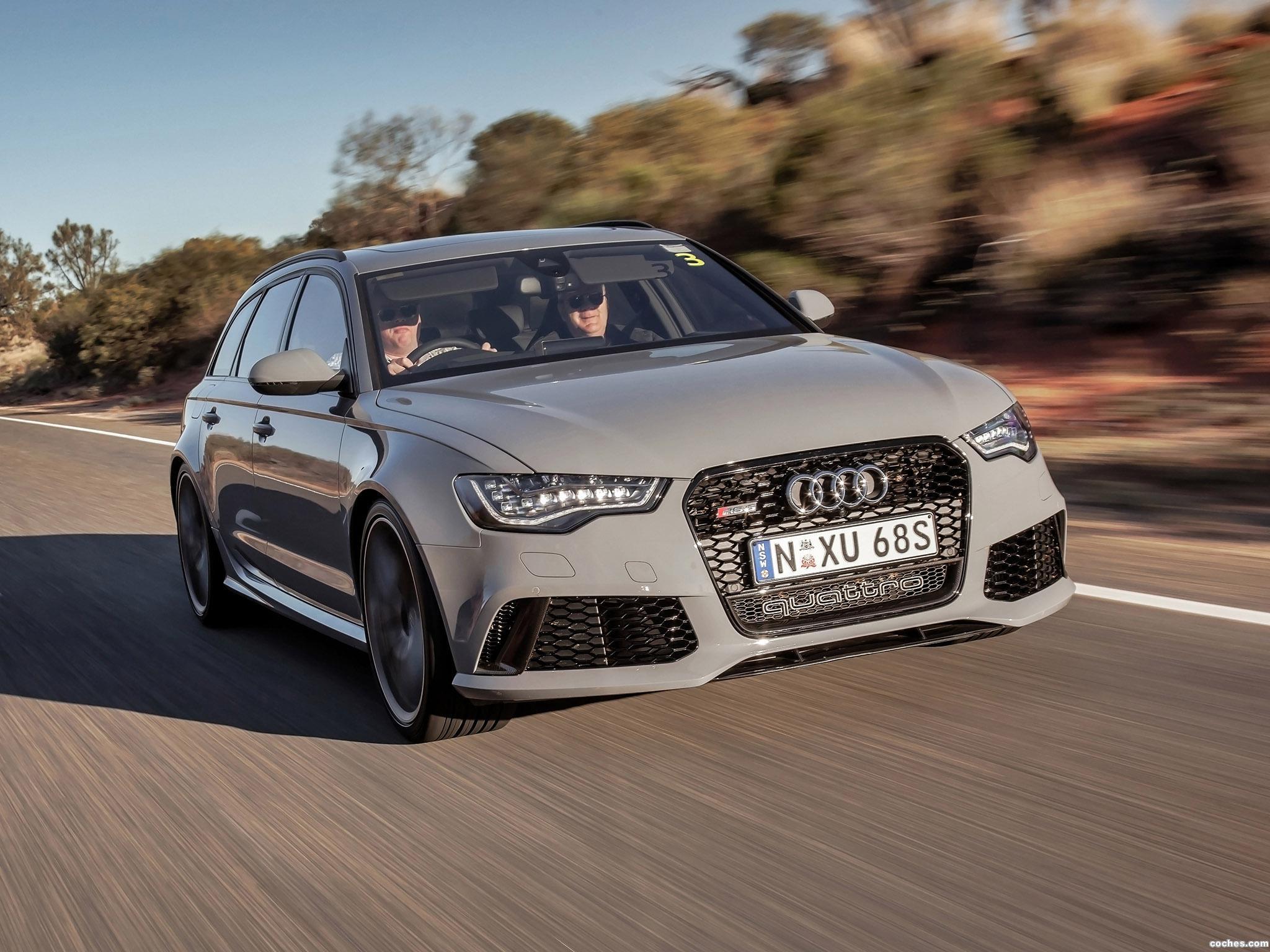Foto 10 de Audi RS6 Avant Australia 2013