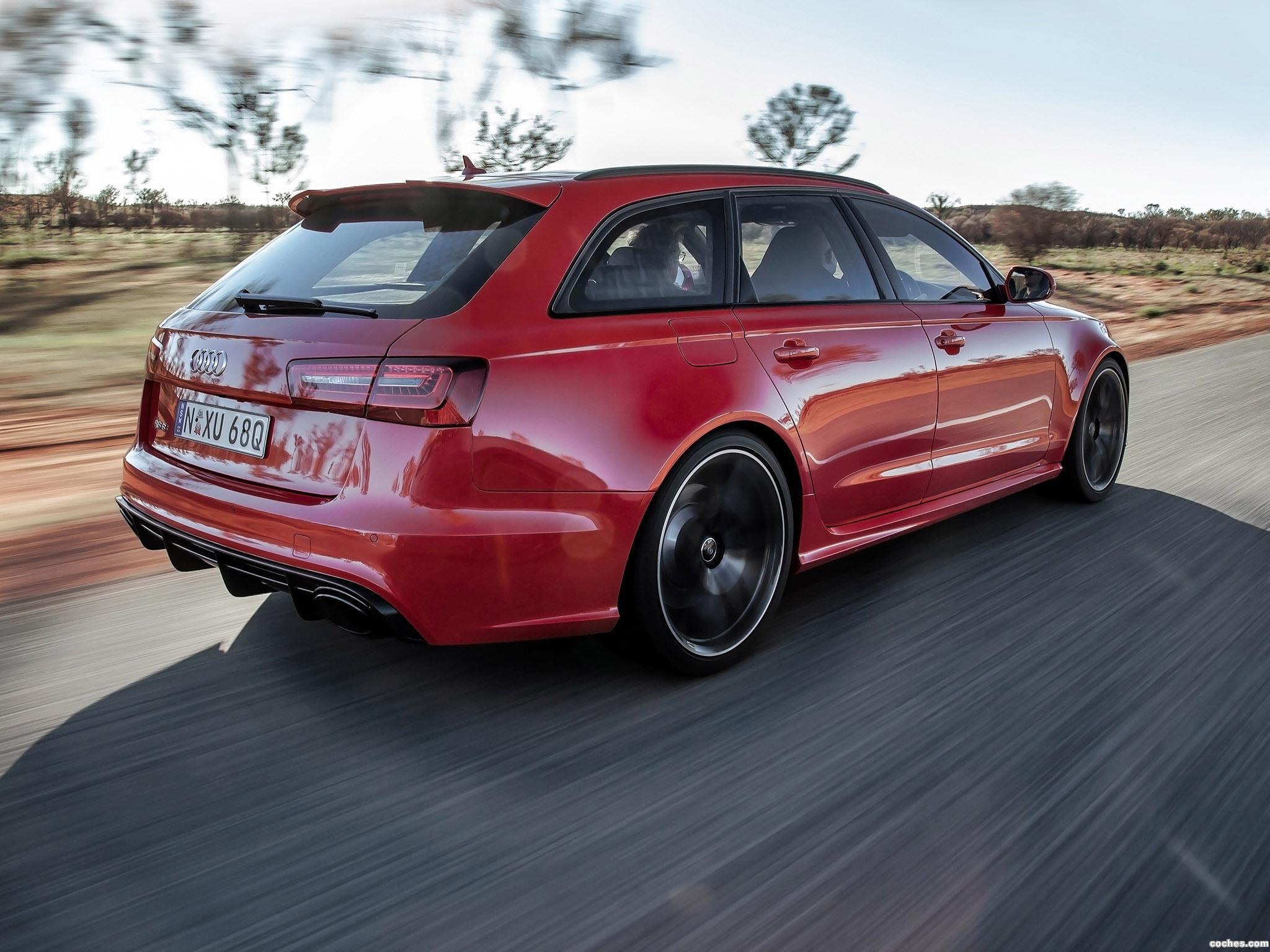 Foto 9 de Audi RS6 Avant Australia 2013