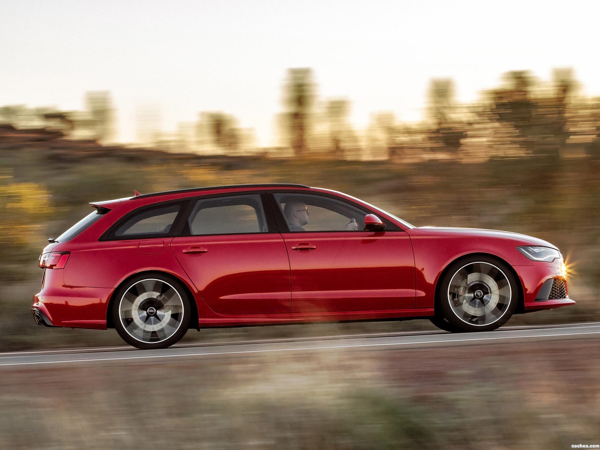 Foto 6 de Audi RS6 Avant Australia 2013