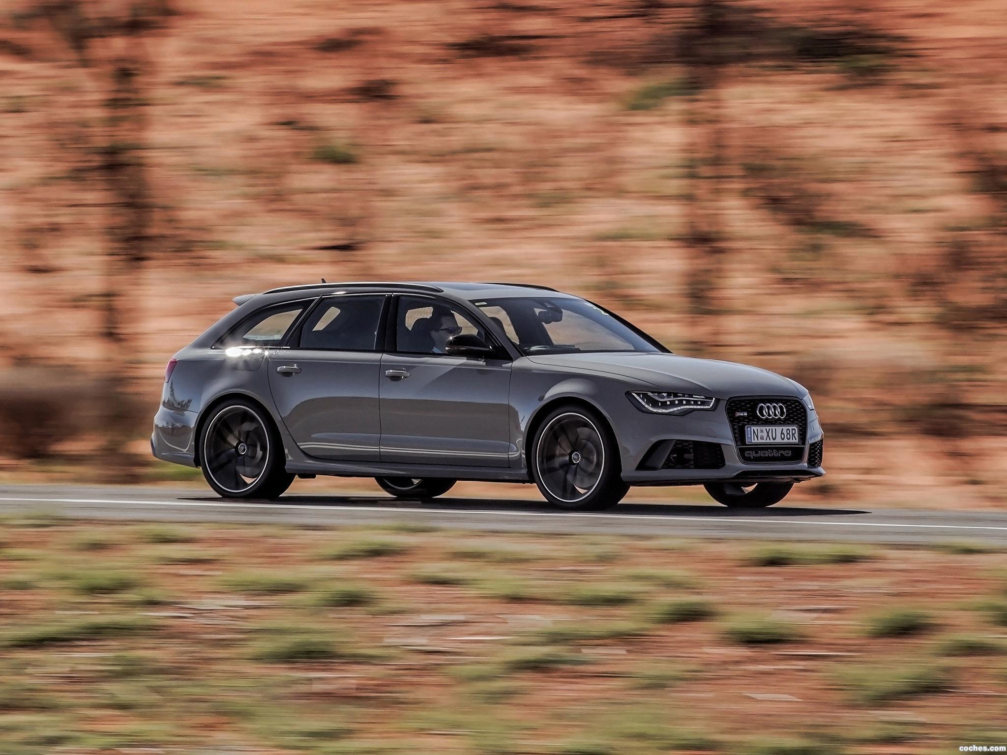 Foto 20 de Audi RS6 Avant Australia 2013