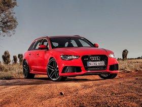 Ver foto 6 de Audi RS6 Avant Australia 2013