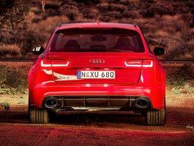 Ver foto 4 de Audi RS6 Avant Australia 2013