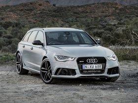 Ver foto 2 de Audi RS6 Avant Australia 2013