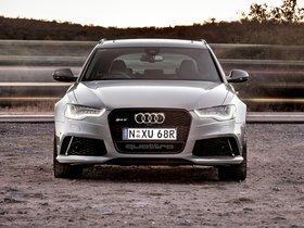 Ver foto 20 de Audi RS6 Avant Australia 2013