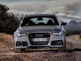 Ver foto 18 de Audi RS6 Avant Australia 2013