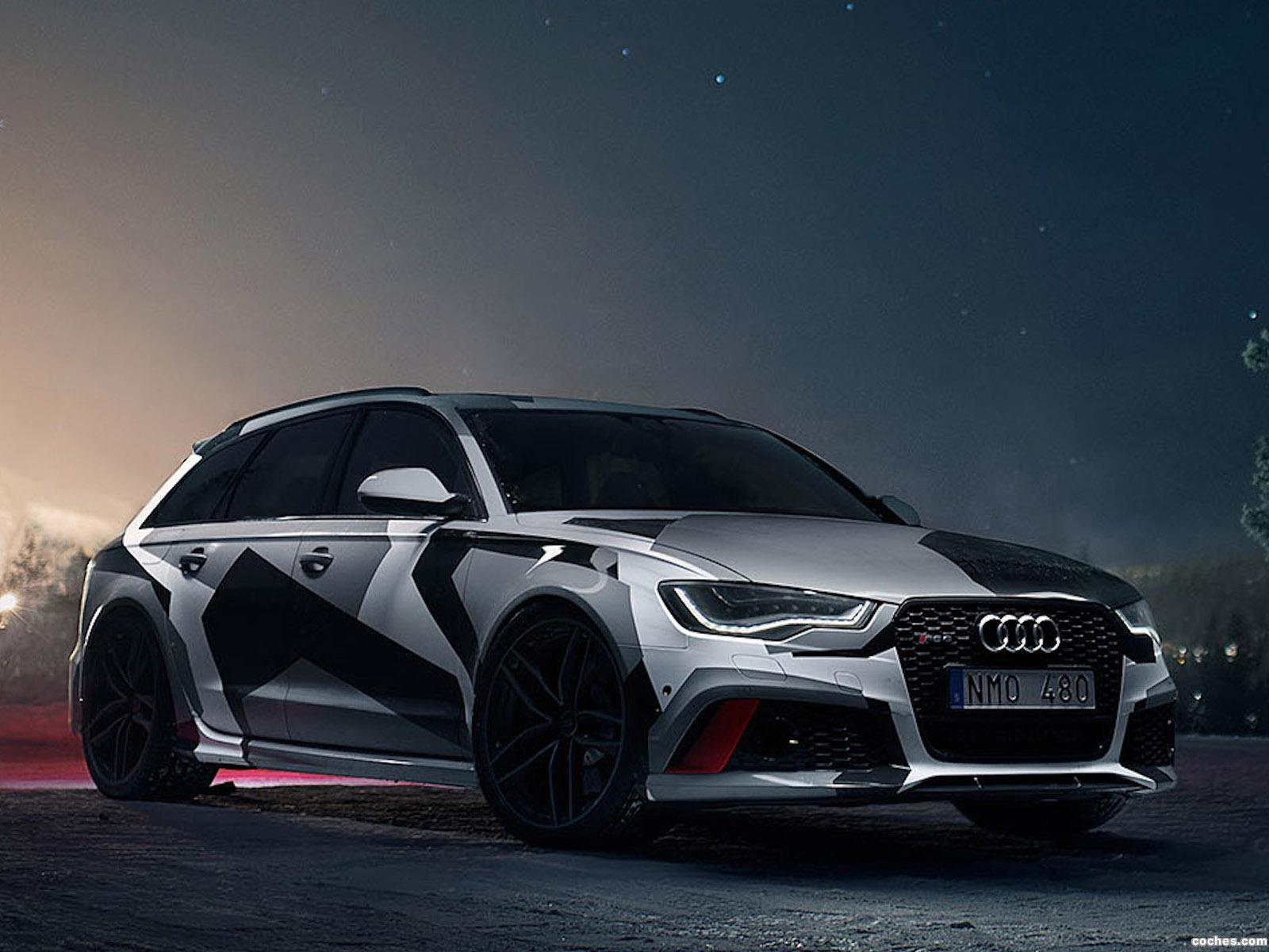 Foto 0 de Audi RS6 Avant Jon Olsson 2014