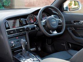 Ver foto 20 de Audi RS6 Avant UK 2008