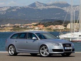 Ver foto 11 de Audi RS6 Avant UK 2008