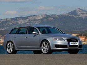 Ver foto 10 de Audi RS6 Avant UK 2008