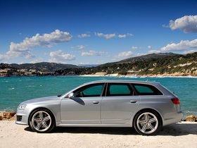 Ver foto 9 de Audi RS6 Avant UK 2008