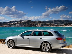Ver foto 8 de Audi RS6 Avant UK 2008