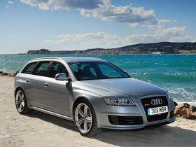 Ver foto 7 de Audi RS6 Avant UK 2008