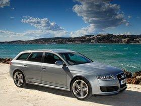 Ver foto 6 de Audi RS6 Avant UK 2008