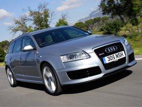 Ver foto 5 de Audi RS6 Avant UK 2008