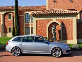 Ver foto 4 de Audi RS6 Avant UK 2008