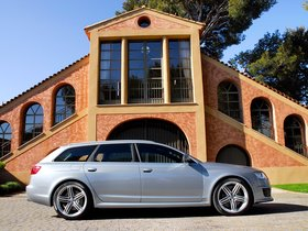 Ver foto 3 de Audi RS6 Avant UK 2008