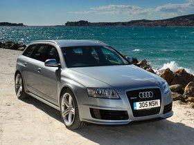 Ver foto 2 de Audi RS6 Avant UK 2008
