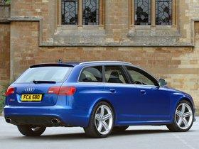 Ver foto 17 de Audi RS6 Avant UK 2008